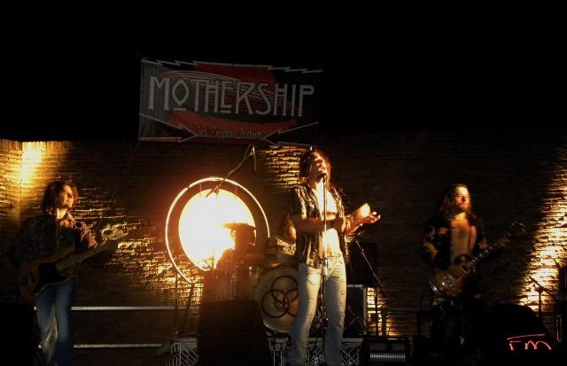 Mothership Live Cesena 09-08-2012